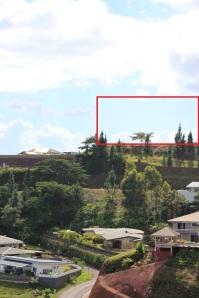 Vue de Miri 6, 2ème tranche, prise à 300m d'altitude